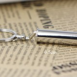 10pcs-lot-Polished-Chrome-Slivery-Tailpipe-Exhaust-Pipe-Muffler-Key-Chain-Ring-Keychain-Keyring-Keyfob4
